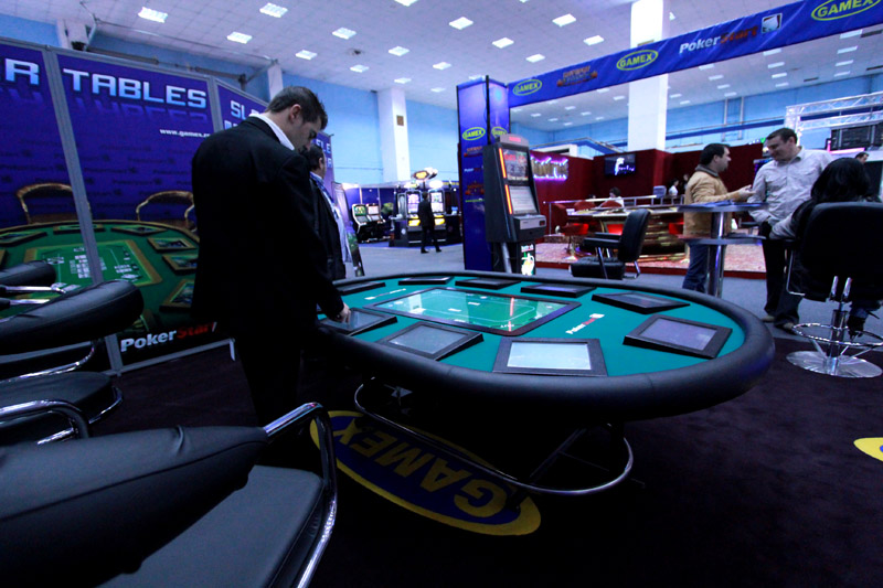 Gamex Poker at Entertainment Arena EXPO